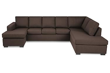 U-sofa Nevada XL Divan Venstre