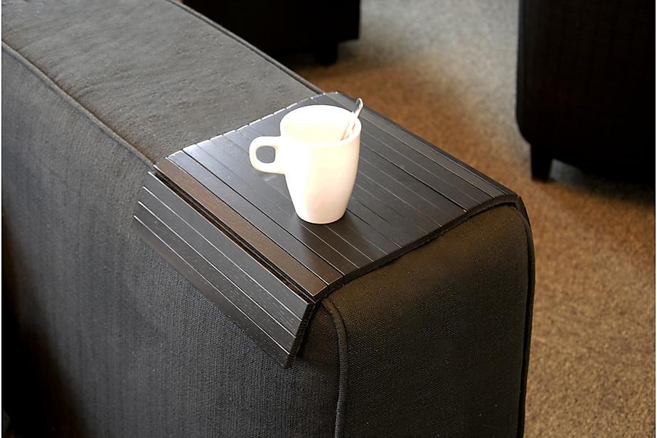 Brettbord til Armlene Nyx Svart