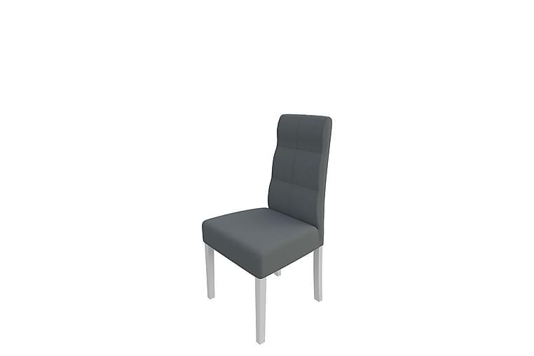 Kjøkkenstol Piplon - Hvit - Møbler - Stoler - Spisestuestoler & kjøkkenstoler