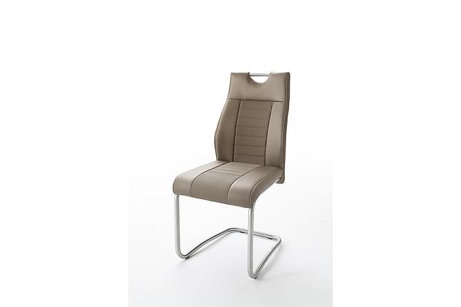 Kjøkkenstol Stackole - Brun - Møbler - Stoler - Spisestuestoler & kjøkkenstoler