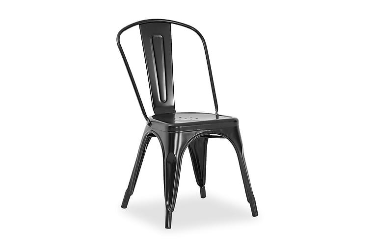 Stol Cereus 2-pk - Svart - Møbler - Stoler - Spisestuestoler & kjøkkenstoler